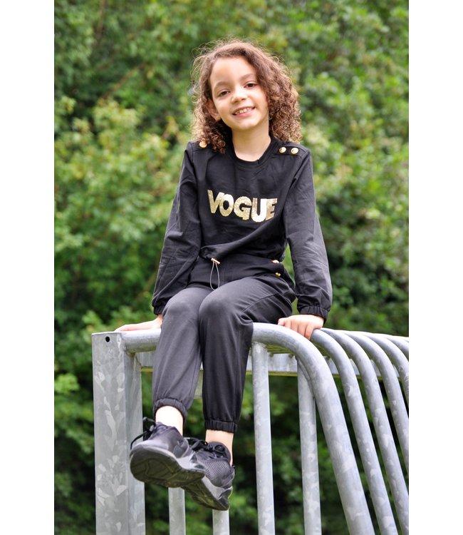 YoyoS Set Vogue zwart