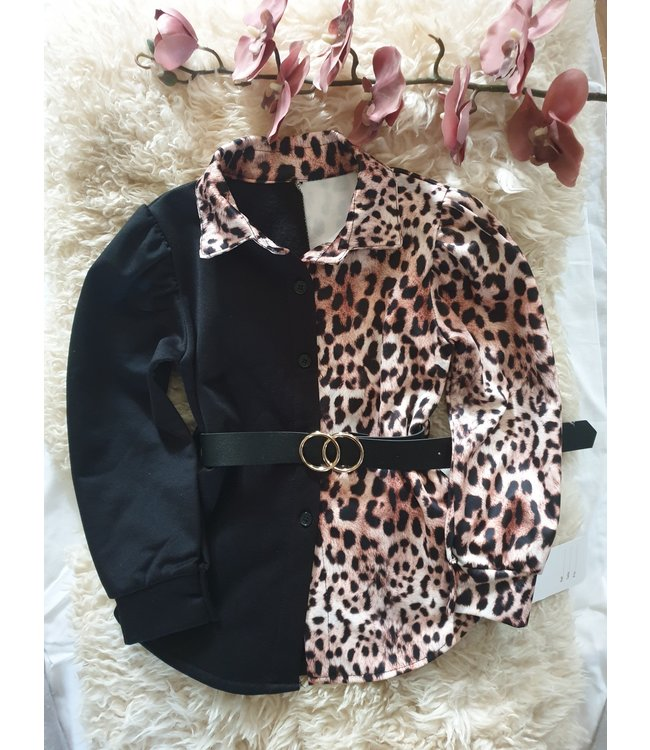 Fashion Addict Blouse Panter