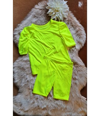 Fashion Addict New & Sporty lime