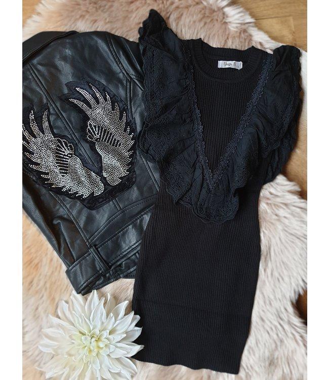 YoyoS Dress Bella black