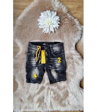 Short Jackson geel