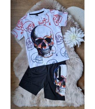 Set Skull wit