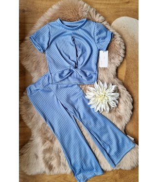 New Collection Set Musthave blauw