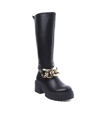 Chels boots high black | Pre order