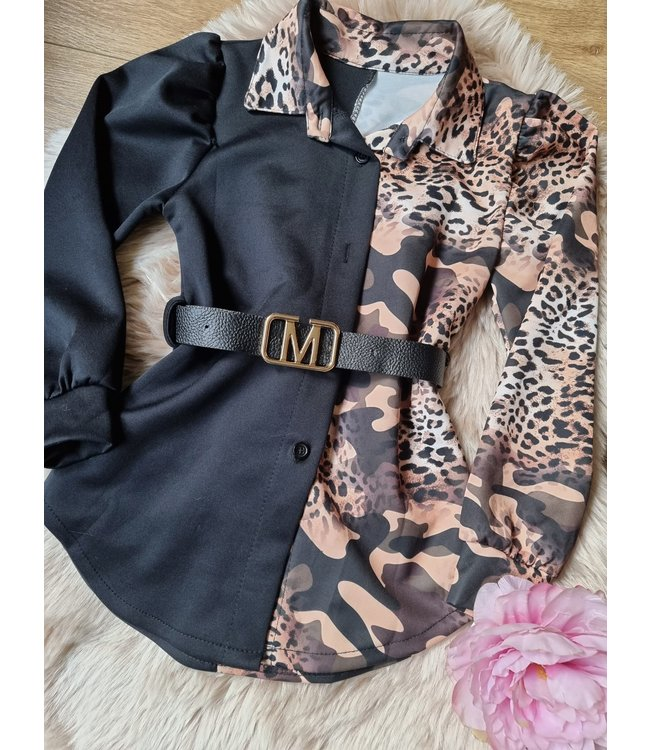PRE ORDER | Blouse panther