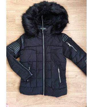 Cool Boy coat zwart