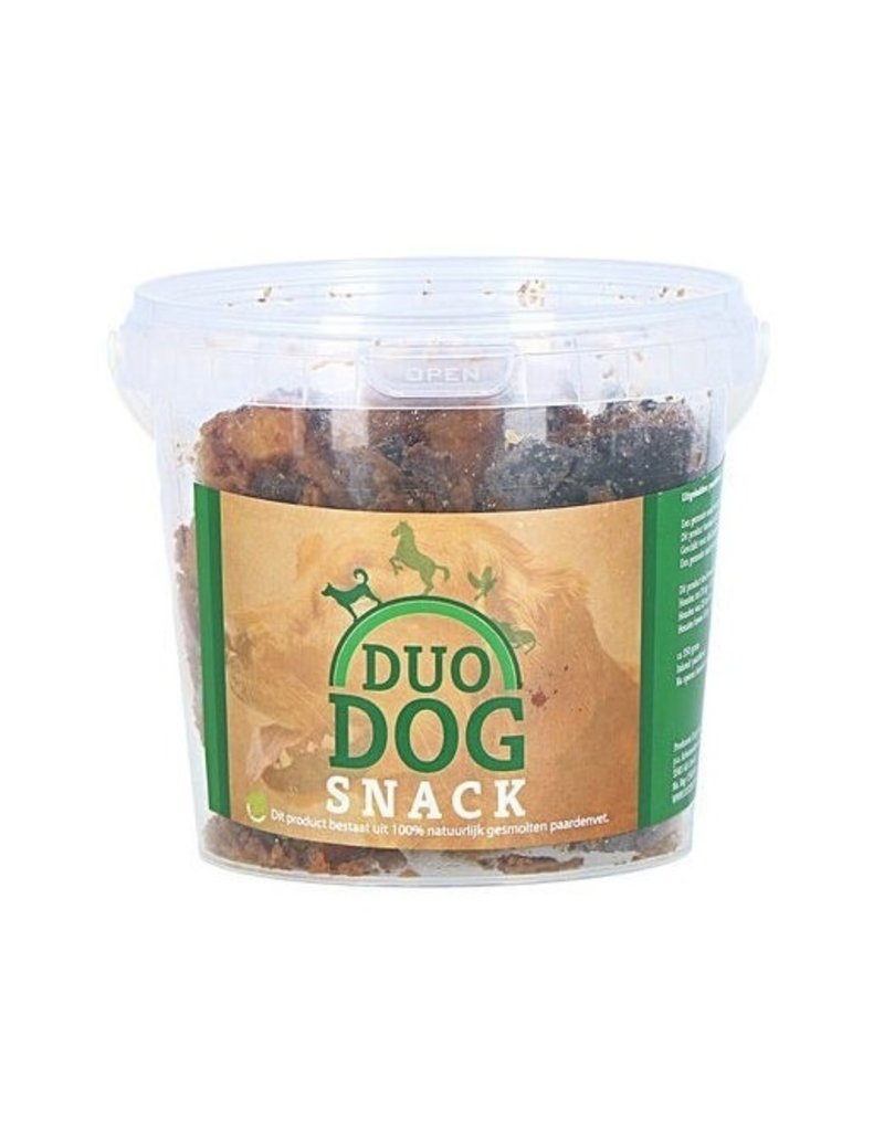 Duo Dog paardenvet snack 350 gram