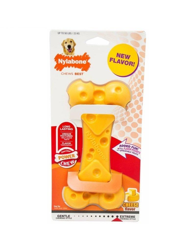 Nylabone Nylabone Power chew Cheese Bone