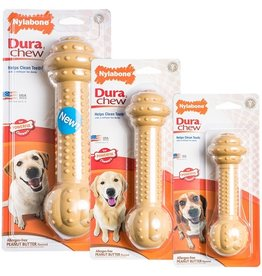 Nylabone Nylabone Powerchew Barbell Pindakaas