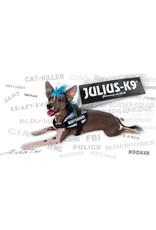 Labels voor Julius K9 tuigen
