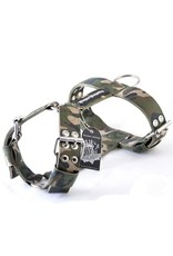 Rogue Royalty Rogue Royalty SUPATUFF® Camo Heavy Duty Dog Harness