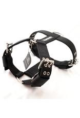 Rogue Royalty Rogue Royalty SUPATUFF® zwart Heavy Duty Dog Harness