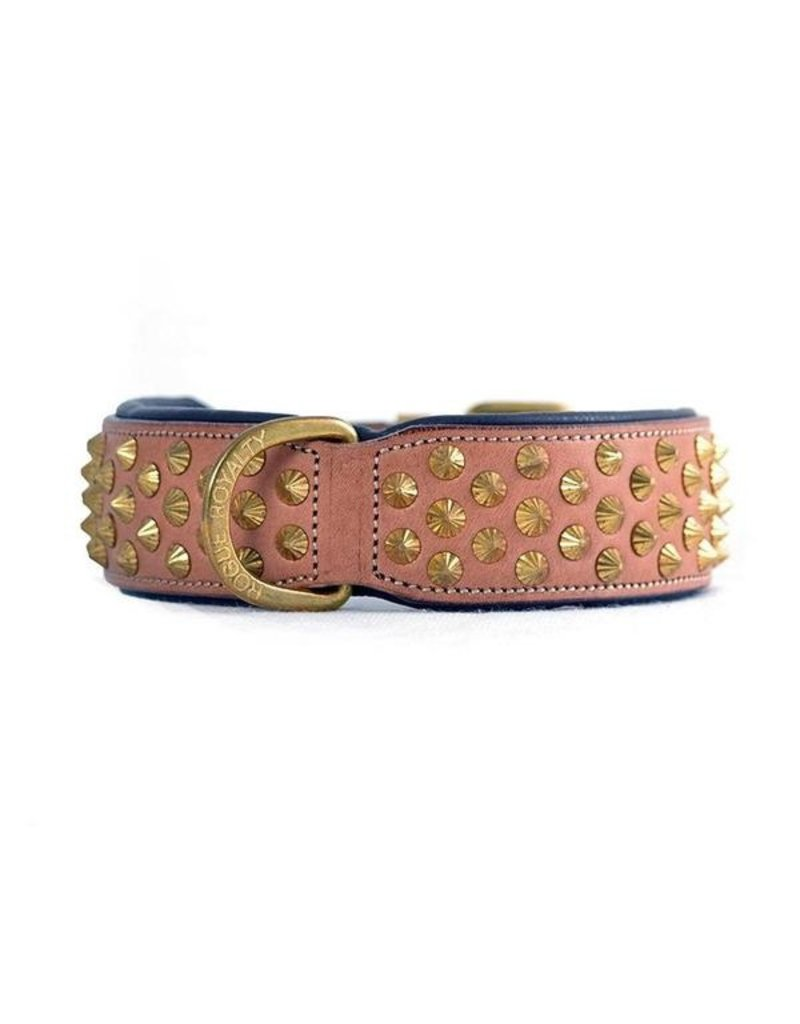 Rogue Royalty Rogue Royalty Ruthless Tan and Brass