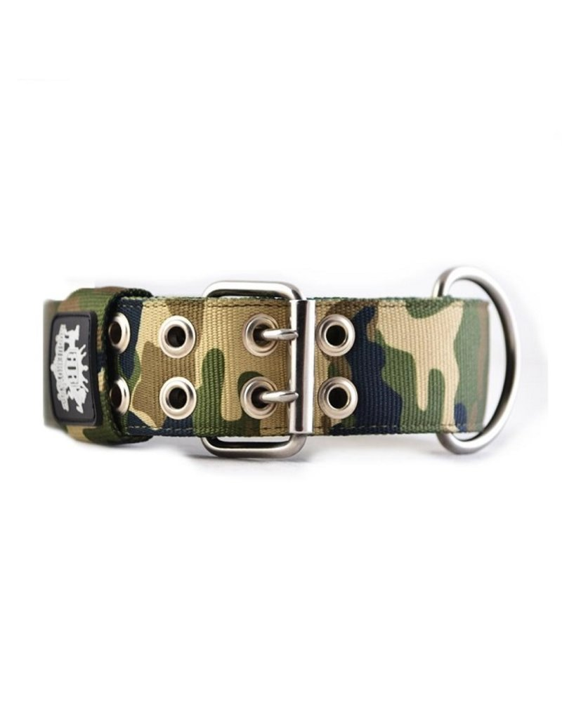 Rogue Royalty Rogue Royalty halsband SUPATUFF® Heavy Duty Camo