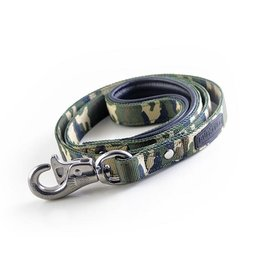 Rogue Royalty Rogue Royalty Supatuff Heavy Duty riem Camo Bullsnap