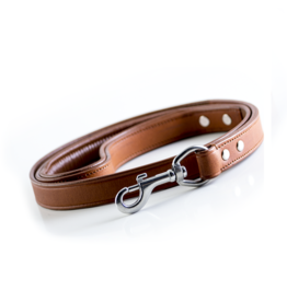 Rogue Royalty Rogue Royalty lederen riem Brown