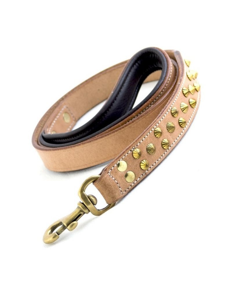 Rogue Royalty Rogue Royalty Ruthless Tan and Brass Riem