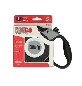 Kong Kong Retractable Leash Reflecterend