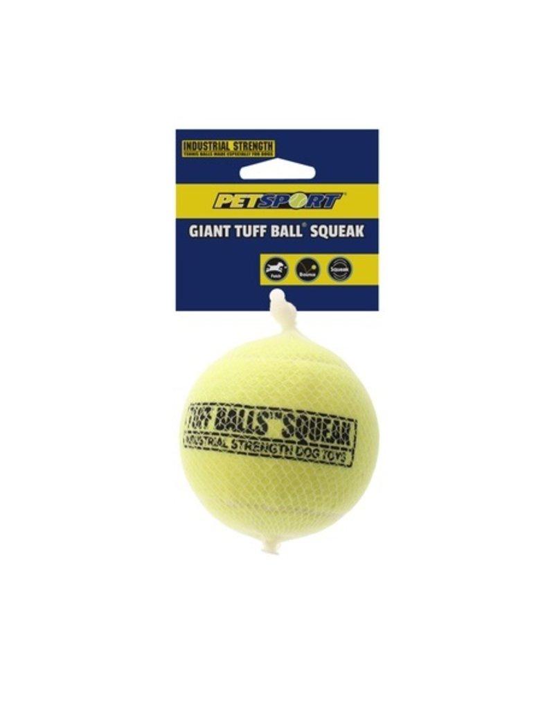 Giant Tuff Ball Squeack 10 cm