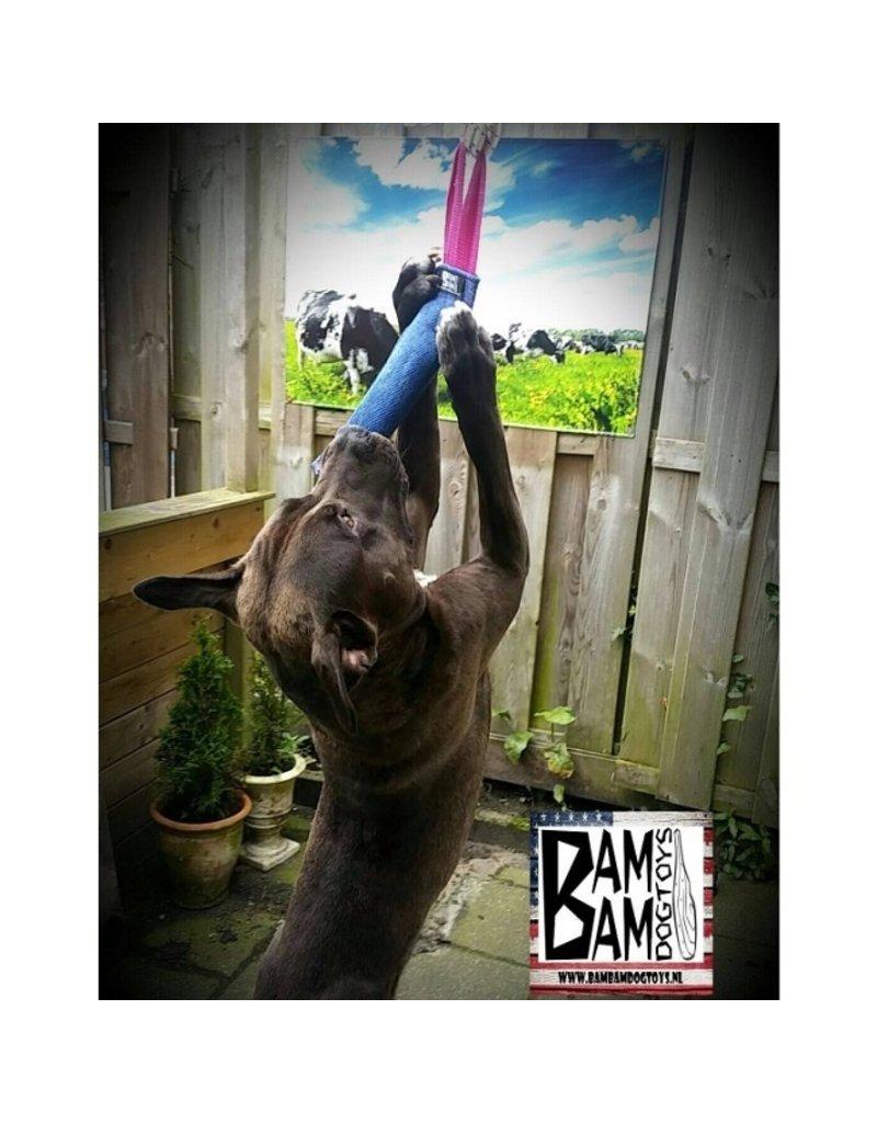 BamBam Dog Toys Nylcot tug