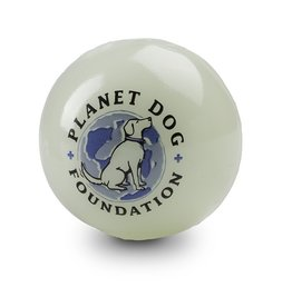 Planet Dog Orbee Glow For Good Ball