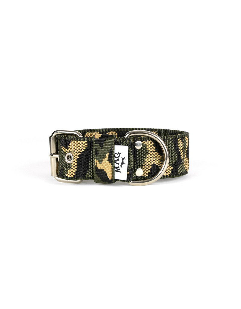 MAG MAG halsband Camouflage