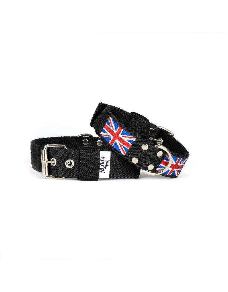 MAG MAG halsband UK vlag