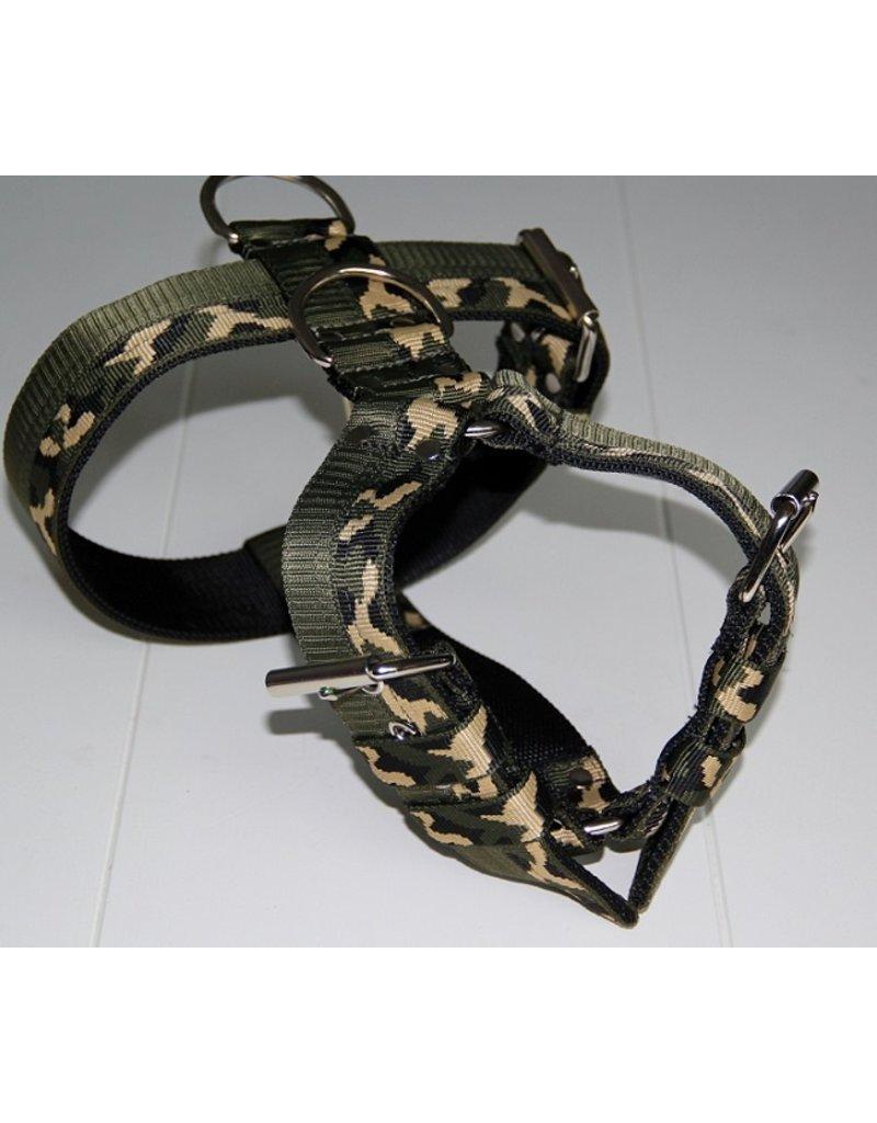 MAG MAG tuig Camouflage met groen