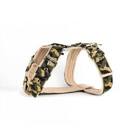 MAG MAG tuig met fleece Camouflage/beige