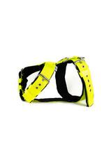 MAG MAG tuig met fleece Neon geel/zwart