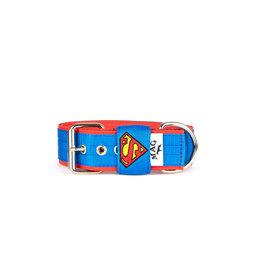 MAG MAG halsband Superman blauw/rood