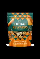 Tribal Koekjes  Kaas, Wortel en Zonnenbloempitten 125 gram