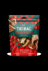 Tribal Koekjes Rund en Tomaat 125 gram