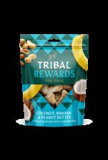Tribal Koekjes Kokosnoot, Banaan & Pindakaas 125 gram