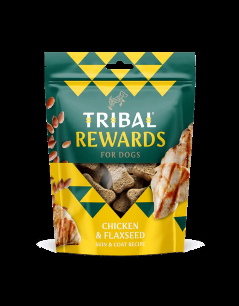 Tribal Koekjes Kip & Lijnzaad125 gram