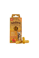 Soopa Dental Sticks -Pumpkin & Carrots