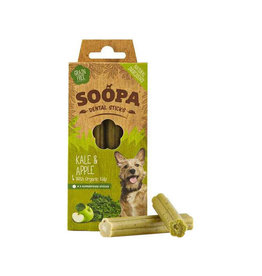 Soopa Soopa Dental Sticks - Kale Apple