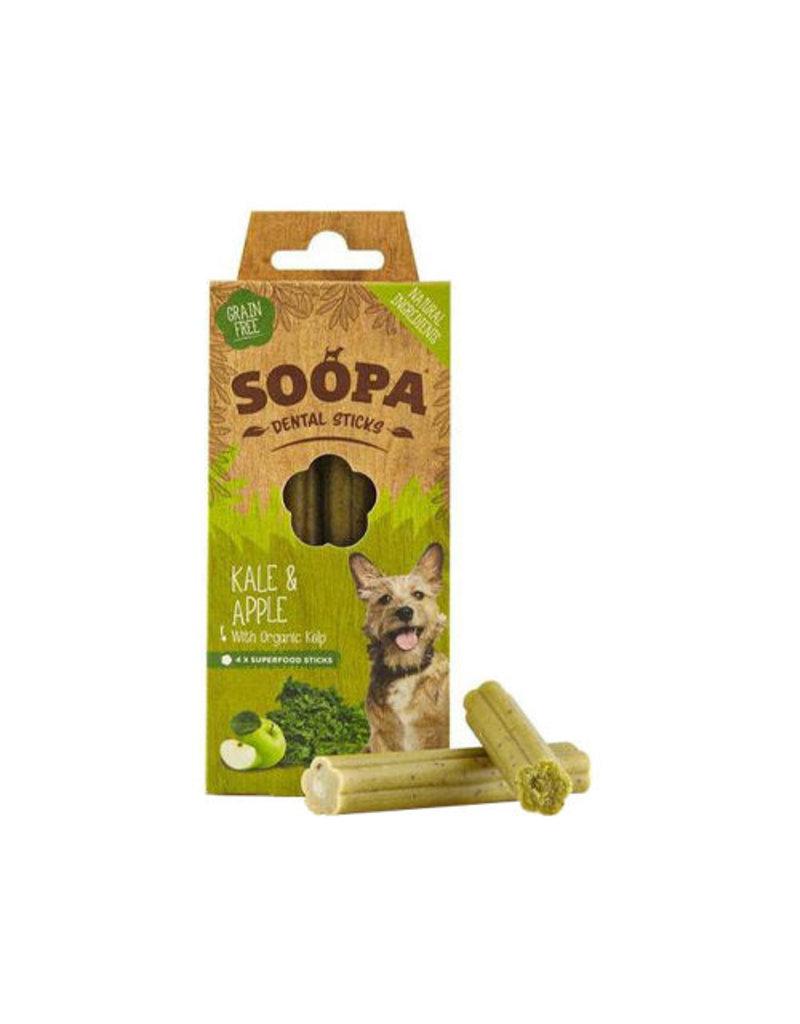 Soopa  Soopa Dental Sticks - Kale Apple