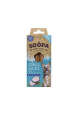 Soopa Soopa Dental Sticks - Coconut Chia Seed