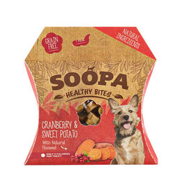 Soopa Soopa Bites - Cranberry Sweet Potato