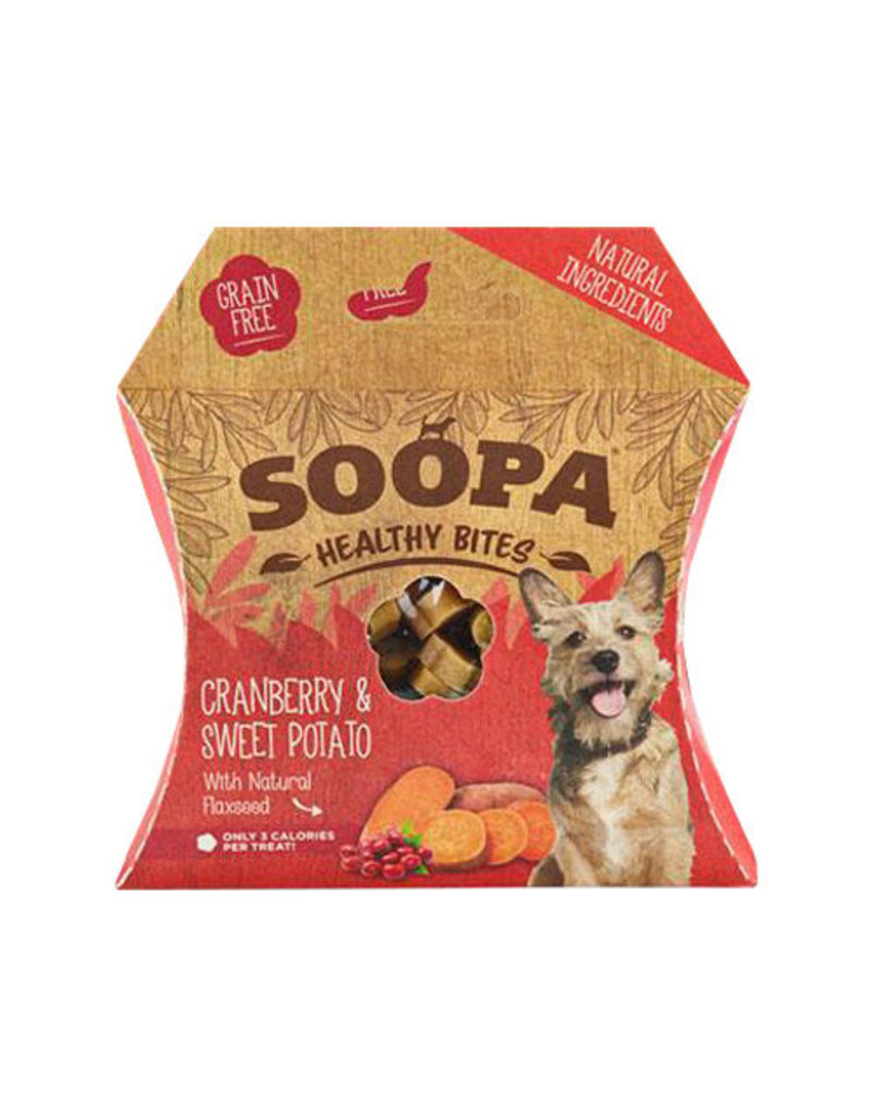 Soopa Bites - Cranberry Sweet Potato