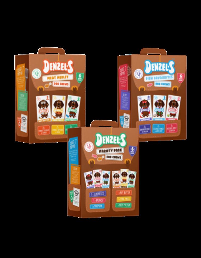 Denzel's Denzel's Mulitbackpack