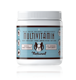 Natural Dog Company Multivitamine Supplement