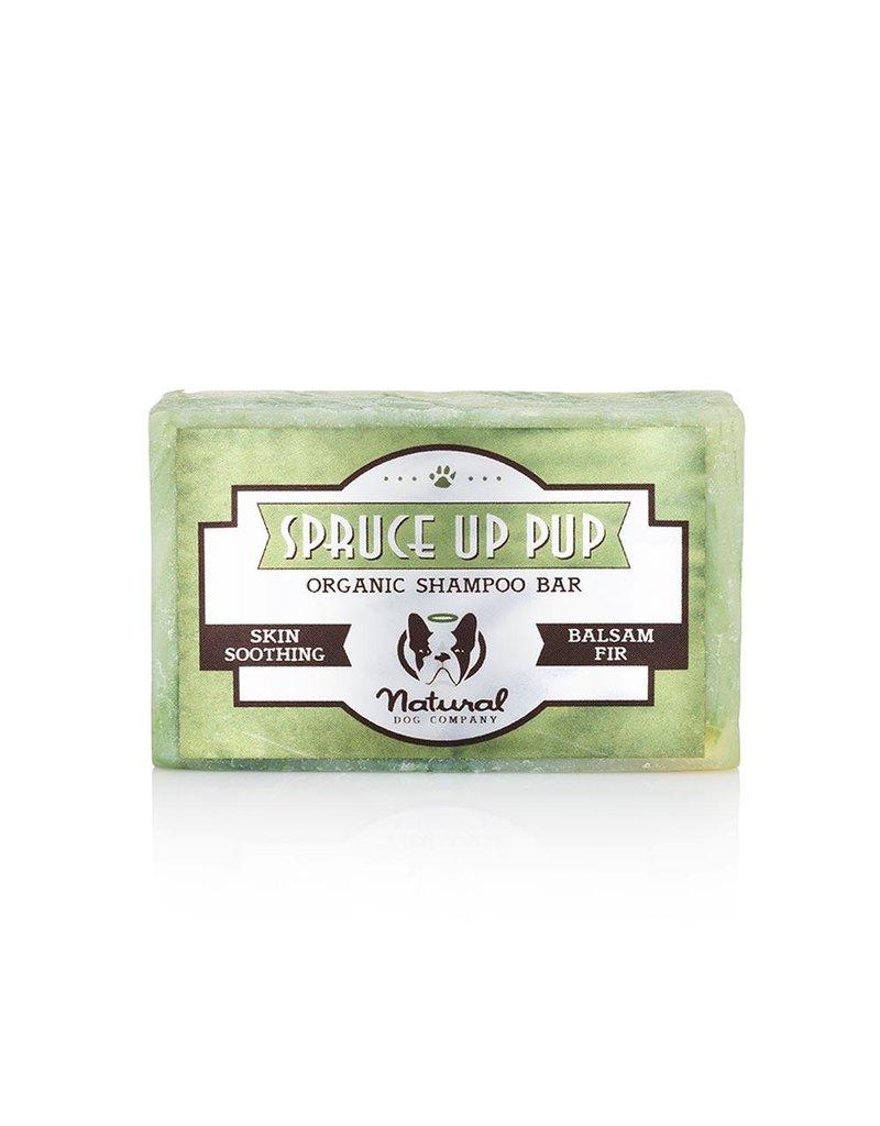 Natural Dog Company Spruce up pup Soap Bar