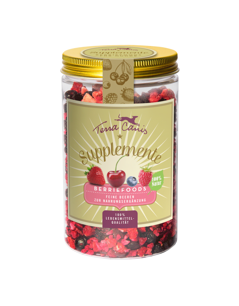 Terra Canis Terra Canis Supplement - Rood Fruit