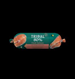 Tribal Tribal graanvrije worst 80% Zalm 750 gr