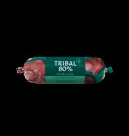 Tribal Tribal graanvrije worst 80% Lam 750 gr