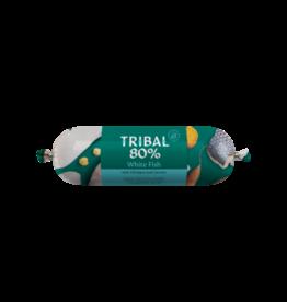 Tribal Tribal graanvrije worst 80% Witvis 750 gr