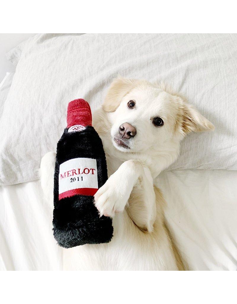 Zippypaws ZippyPaws  Happy Hour Crusherz Red Wine
