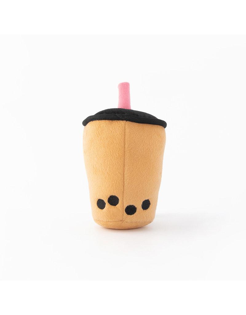 Zippypaws ZippyPaws  NomNomz Boba Milk Tea